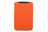Чехол PocketBook PBPUC-624/626-ORBC-RD orange-black