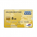 GoodRAM	GOODDRIVE Gold USB Credit Card (8Gb)