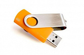 GoodRAM	GOODDRIVE TWISTER ORANGE (8Gb)